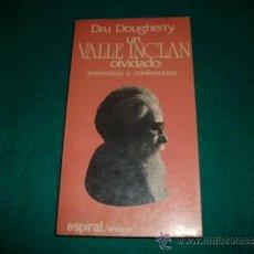 Libros de segunda mano: UN VALLE INCLÁN OLVIDADO POR DRU DOUGHERTY. Lote 189482182
