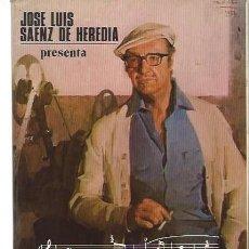 Libros de segunda mano: JOSE LUIS SAENZ DE HEREDIA, CLAVE DE MÍ, DYRSA, COLECCIÓN ENSAYO Nº 4, 286PÁGS, 14 POR 20CM. Lote 39839299