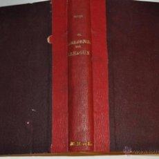 Libros de segunda mano: EL ABADENGO DE SAHAGÚN.D. JULIO PUYOL Y ALONSO RM64337-V. Lote 41338522