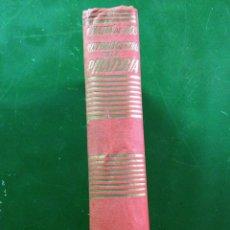 Libros de segunda mano: HISTORIA GENERAL DE LA PIRATERÍA.. Lote 42110854