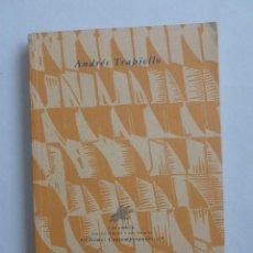 Libros de segunda mano: ANDRIES TRAPIELLO. VARIOS AUTORES. CALAMBUR. 1993 150 PAG. Lote 42725763