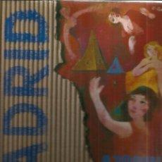 Libros de segunda mano: MADRID. AZORÍN. ILUSTRACIONES DE LUIS GARCÍA OCHOA. BIBLIOTECA NUEVA. MADRID. 1997. Lote 43929660
