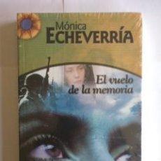 Libros de segunda mano: EL VUELO DE LA MEMORIA,MÓNICA ECHEVERRÍA,TXALAPARTA 2005,NUEVO PRECINTADO. Lote 44661048