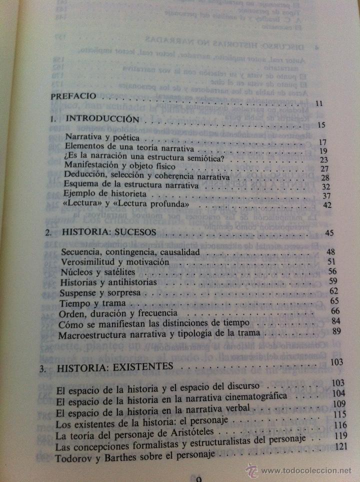 Historia Y Discurso La Estructura Narrativa En Vendido En