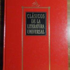 Libros de segunda mano: CLÁSICOS DE LA LITERATURA ESPAÑOLA. TOMO 6. LITERATURA ESPAÑOLA. ORBIS-RIZZOLI.. Lote 45128813