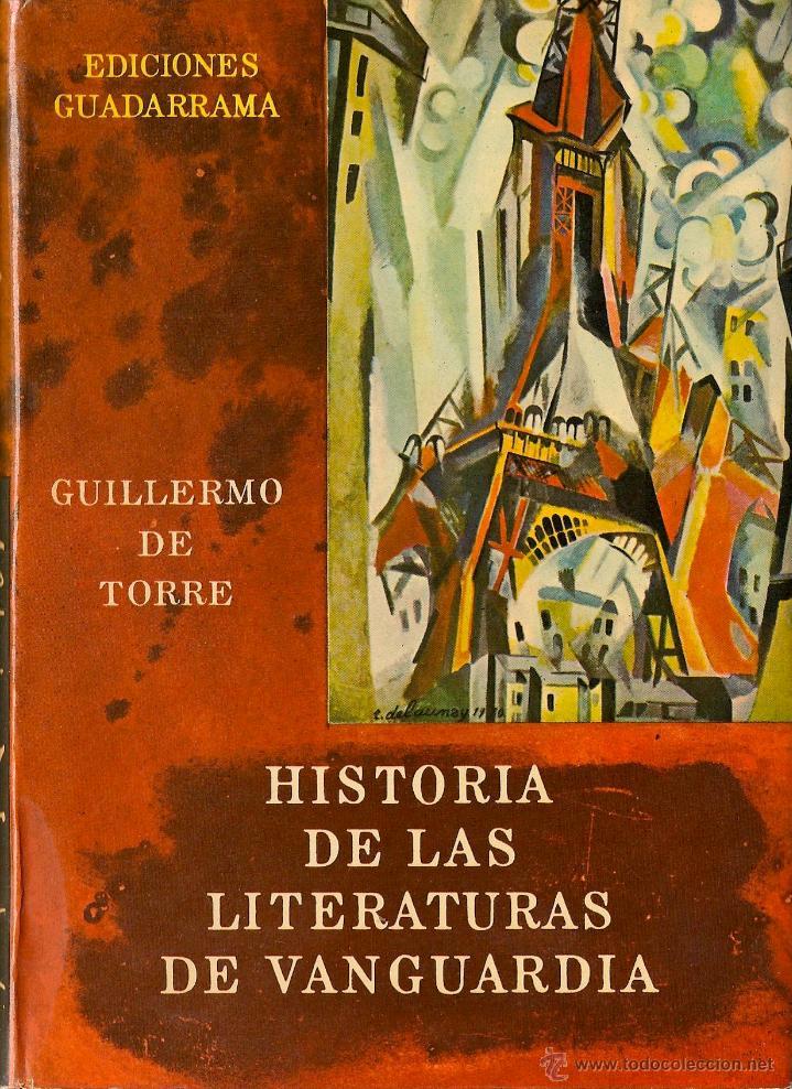 guillermo de torre historia de las literaturas de vanguardia pdf