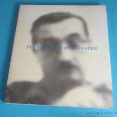 Libros de segunda mano: ELS ARXIUS DE JOAN FUSTER. UNIVERSITAT DE VALENCIA. EN SU ENVOLTORIO ORIGINAL. Lote 48586732