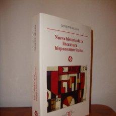 Libros de segunda mano: NUEVA HISTORIA DE LA LITERATURA HISPANOAMERICANA - GIUSEPPE BELLINI - CASTALIA - COMO NUEVO. Lote 96478088