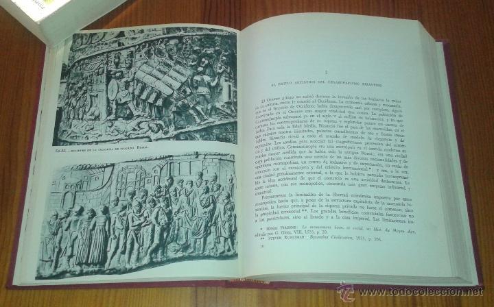 Libros de segunda mano: ARNOLD HAUSER - HISTORIA SOCIAL DE LA LITERATURA Y EL ARTE [DOS TOMOS, OBRA COMPLETA] - Foto 4 - 48692214
