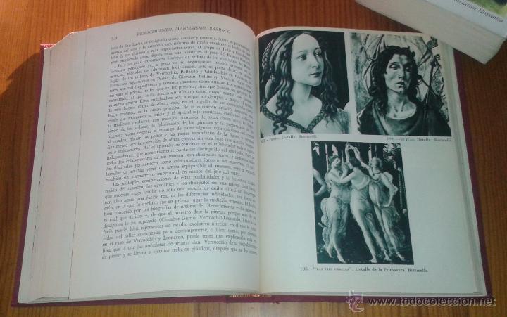 Libros de segunda mano: ARNOLD HAUSER - HISTORIA SOCIAL DE LA LITERATURA Y EL ARTE [DOS TOMOS, OBRA COMPLETA] - Foto 5 - 48692214
