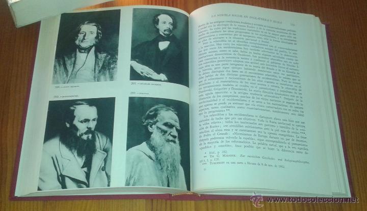 Libros de segunda mano: ARNOLD HAUSER - HISTORIA SOCIAL DE LA LITERATURA Y EL ARTE [DOS TOMOS, OBRA COMPLETA] - Foto 6 - 48692214
