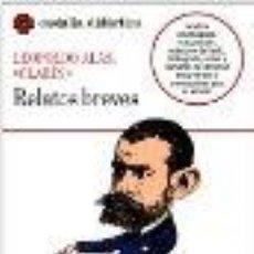 Libros de segunda mano - Relatos breves. Leopoldo Alas Clarín - 48738392