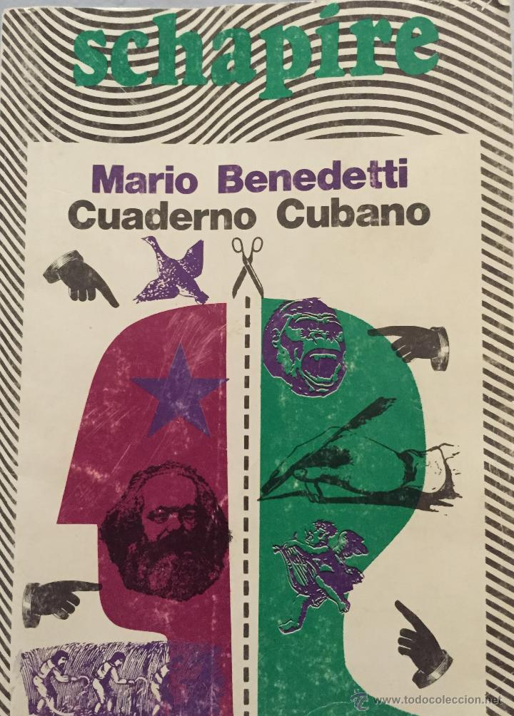 MARIO BENEDETTI. CUADERNO CUBANO (Libros de Segunda Mano (posteriores a 1936) - Literatura - Ensayo)
