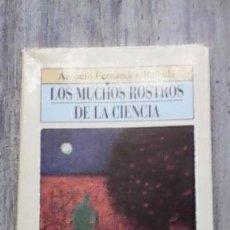 Libros de segunda mano: LOS MUCHOS ROSTROS DE LA CIENCIA - 1995.. Lote 51631837
