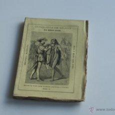 Libros de segunda mano: BIBLIOTECA MADRILEÑA Nº 100 - CONQUISTA DE MÉJICO POR HERNAN CORTÉS TII - RAMON ORTEGA Y FRIAS 1874. Lote 52505477