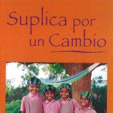 Libros de segunda mano: SÚPLICA POR UN CAMBIO. JENNIFER GAZE. 2007. Lote 52568337