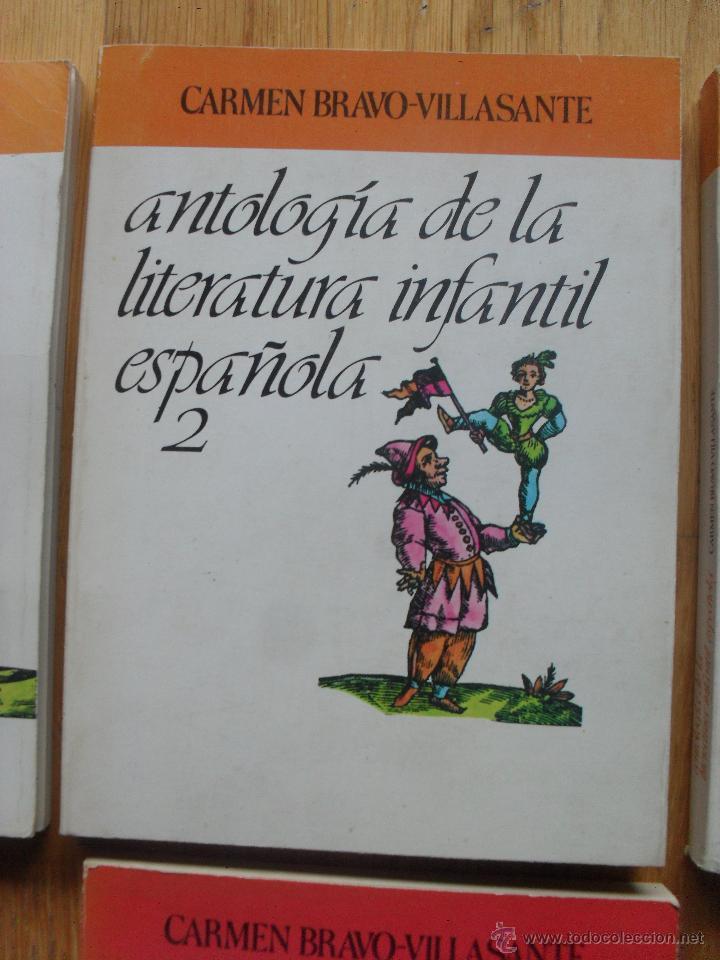 Antologia y historia de la literatura infantil comprar libros de ensayo en todocoleccion - Libreria carmen ...