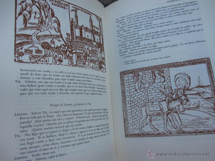 Libros de segunda mano: PRIMAVERA Y FLOR DE LA LITERATURA HISPANICA - DAMASO ALONSO Y VV.AA, 3 TOMOS DE 4, 1966 + INFO - Foto 4 - 54563260