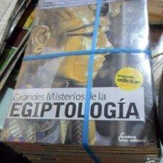 Libros de segunda mano: 15 LIBROS NUEVOS, PRECINTADOS, GRANDES MISTERIOS DE LA EGIPTOLOGÍA. Lote 55119610