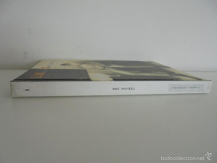 Libros de segunda mano: LA MAQUINA CONTEMPORANEA REVISTA DE ARTE Y CULTURA Nº 1 VERANO DE 2004. VER FOTOGRAFIAS ADJUNTAS. - Foto 2 - 56108820