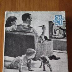 Libros de segunda mano: FERNANDO DÍAZ-PLAJA. LA VIDA NORTEAMERICANA.. Lote 56160101