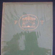 Libros de segunda mano: ENTREMESES DE CERVANTES.CIRCULO DE LECTORES.1971.TUSET.. Lote 56178476