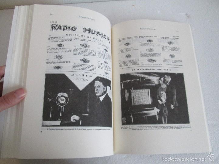 Libros de segunda mano: RADIORRAMONISMO. J. AUGUSTO VENTIN PEREIRA. ANTOLOGIA Y ESTUDIO DE TEXTOS RADIOFONICOS R.GOMEZ SERNA - Foto 14 - 56234171