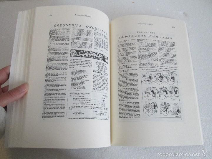Libros de segunda mano: RADIORRAMONISMO. J. AUGUSTO VENTIN PEREIRA. ANTOLOGIA Y ESTUDIO DE TEXTOS RADIOFONICOS R.GOMEZ SERNA - Foto 15 - 56234171