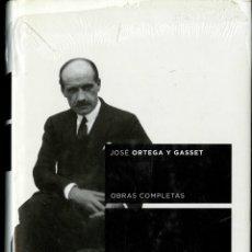 Libros de segunda mano: ORTEGA Y GASSET, JOSÉ. OBRAS COMPLETAS. TAURUS. TOMO III. 1917-1925. Lote 56621974