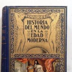 Libros de segunda mano: HISTORIA DEL MUNDO EN LA EDAD MODERNA. EL SIGLO DE LUIS XIV. 1940. EDUARDO IBARRA. ED SOPENA. Lote 57325164