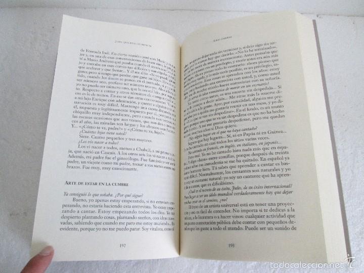 Libros de segunda mano: JESUS QUINTERO. ENTREVISTA. EDICION AGUILAR. 2007. VER FOTOGRAFIAS ADJUNTAS - Foto 13 - 57672499