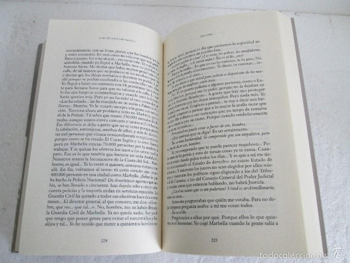 Libros de segunda mano: JESUS QUINTERO. ENTREVISTA. EDICION AGUILAR. 2007. VER FOTOGRAFIAS ADJUNTAS - Foto 14 - 57672499