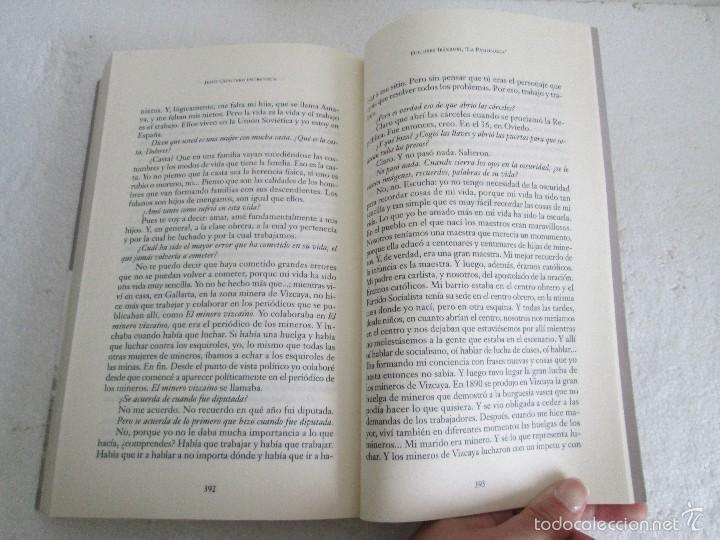 Libros de segunda mano: JESUS QUINTERO. ENTREVISTA. EDICION AGUILAR. 2007. VER FOTOGRAFIAS ADJUNTAS - Foto 16 - 57672499