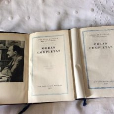 Libros de segunda mano: RUDYARD KIPLING OBRAS COMPLETAS I - II JANÉS 1951 - 1ª EDICIÓN. Lote 59509443