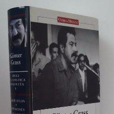 Libros de segunda mano: GRASS, GRÜNTER: ARTÍCULOS Y OPINIONES (1955-1971). OBRA COMPLETA I (GALAXIA GUTENBERG) (CB). Lote 60056523