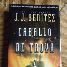 Libros de segunda mano: CABALLO DE TROYA 4 -J.J.BENITEZ 1998. Lote 62037584