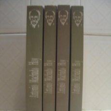 Libros de segunda mano: ANTONIO MACHADO HOY, DE VARIOS AUTORES. 4 VOLÚMENES. ALFAR, 1990. . Lote 63338692