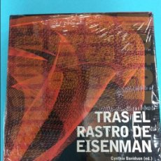 Libros de segunda mano: CHOLLO OFERTON TRAS EL RASTRO DE EISENMAN-AKAL. Lote 91742790