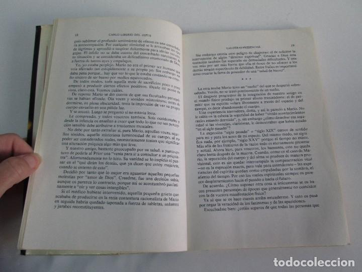 Libros de segunda mano: LAS OTRAS PRESENCIAS. CARLO LIBERIO DEL ZOTTI. - Foto 8 - 71685639