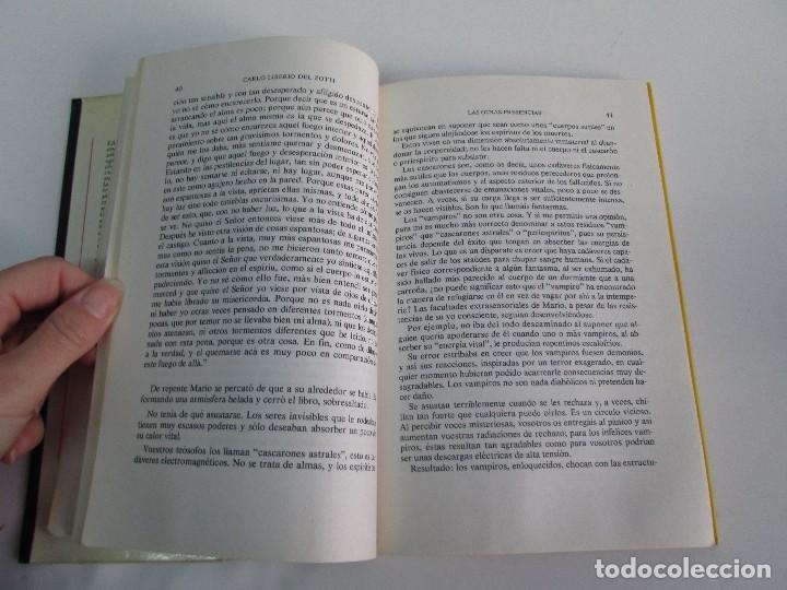 Libros de segunda mano: LAS OTRAS PRESENCIAS. CARLO LIBERIO DEL ZOTTI. - Foto 9 - 71685639