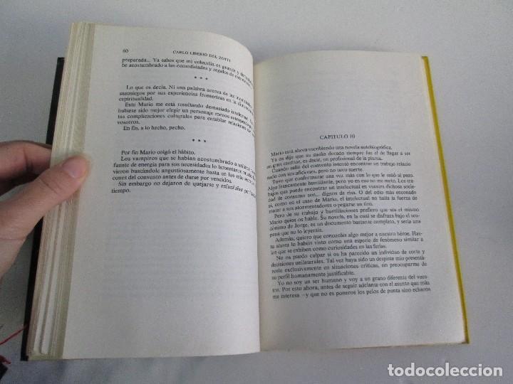 Libros de segunda mano: LAS OTRAS PRESENCIAS. CARLO LIBERIO DEL ZOTTI. - Foto 11 - 71685639