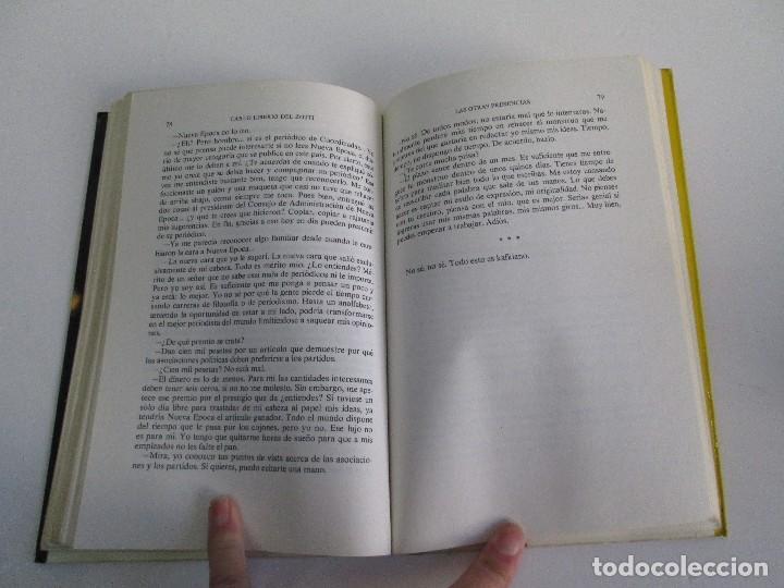 Libros de segunda mano: LAS OTRAS PRESENCIAS. CARLO LIBERIO DEL ZOTTI. - Foto 12 - 71685639
