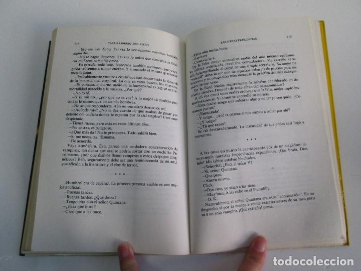 Libros de segunda mano: LAS OTRAS PRESENCIAS. CARLO LIBERIO DEL ZOTTI. - Foto 13 - 71685639