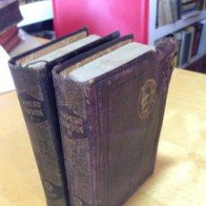 Libros de segunda mano: 1942.- AGUILAR. ENSAYOS. MIGUEL DE UNAMUNO. 1ª EDICIÓN. 1942.. Lote 73835507