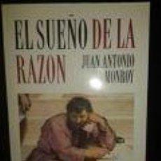 Libros de segunda mano: EL SUEÑO DE LA RAZÓN JUAN ANTONIO MONROY. EDITORIAL CLIE. GENERO CRITICA LITERARIA.. Lote 74092439