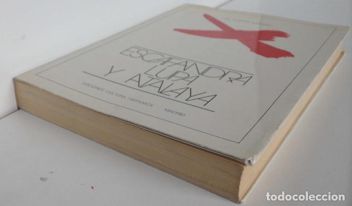 Libros de segunda mano: Escafandra, Lupa y Atalaya – Ensayos ( 1923 – 1976) - autor: Luis Alberto Sánchez - Foto 2 - 75795419