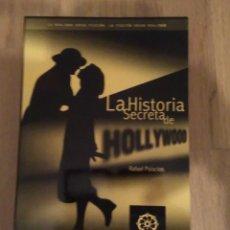 Libros de segunda mano: HISTORIA SECRETA DE HOLLYWOOD, RAFAEL PALACIOS RAFAPAL. Lote 76549935