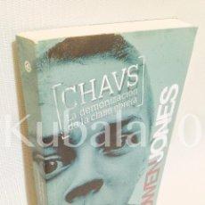 Libros de segunda mano: LA DEMONIZACION DE LA CLASE OBRERA · OWEN JONES ·. Lote 77081053