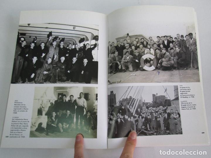 Libros de segunda mano: FRENTE AL FASCISMO. NUEVA YORK Y LA GUERRA CIVIL ESPAÑOLA. PETER N. CARROL Y JAMES D. FERNANDEZ - Foto 16 - 78076057