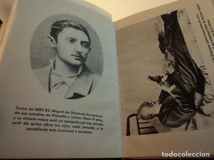 Libros de segunda mano: ENSAYOS 2T POR MIGUEL DE UNAMUNO DE ED. AGUILAR EN MADRID 1964 6ª EDICIÓN - Foto 2 - 82454128